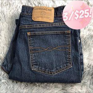 💖3/$25💖 Jordache Boot Cut Stretch Jeans Size 17